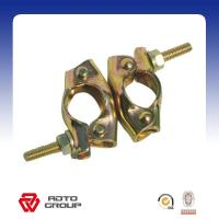 Buy cheap Exclusive offer: cut-price dependable steel scaffolding clamps for sale in construction from wholesalers