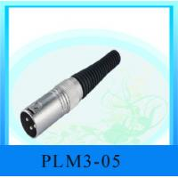 Buy cheap xlr cannon cable PLM3-05 from wholesalers