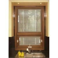 Aluminum windows with built in blinds 93247907 for Windows with built in shades
