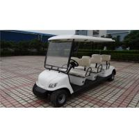 Buy cheap Free Maintain  Battery Electric Golf Club Cart 48 Voltage With PC Windshield from wholesalers