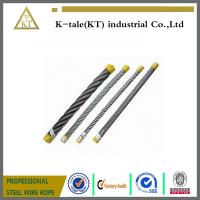 Buy cheap AISI 304 316 7x19 Stainless Steel Wire Rope from wholesalers