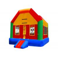 Buy cheap Rainbow Outdoor Playground Inflatable Bounce House  With 6 years Warranty from wholesalers