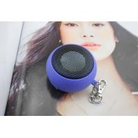Buy cheap 2014 best selling super mini hamburger speaker portable traveling gifts product