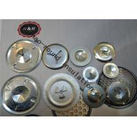 Buy cheap Square/round self-locking metal washers for insulation pins from wholesalers