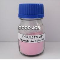 Buy cheap Buprofezin 25% WP 69327-76-0 insect growth regulator, persistent Chemical Insecticide from wholesalers