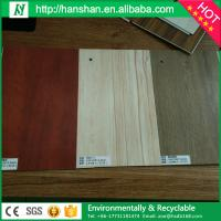 Buy cheap Best Price Indoor vinyl plank flooring with SGS from wholesalers