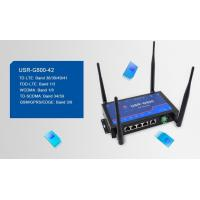 Buy cheap 4G Industrial Router LTE Wireless 802.11b g n Industrial 4G Modem from wholesalers