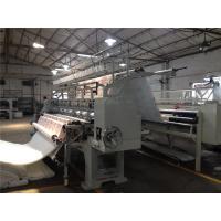 Duvet High Speed Quilting Machine , Ultrasonic Quilting Machine 110 Inch