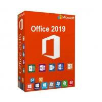 Buy cheap Presale Microsoft Office 2019 Professional Plus COA License Sticker For Windows 10 from wholesalers