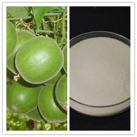 Buy cheap Natural Mogroside V Mogrosides Monk Fruit / Luo Han Guo Extract from wholesalers