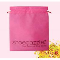 Buy cheap Drawstring Bag / Dust Bag / Recycle Nonwoven Drawstring Gift Bag from wholesalers