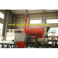 Buy cheap Large Capacity XPS Foam Board Single Screw Extruder 200-250M3/24h from Wholesalers