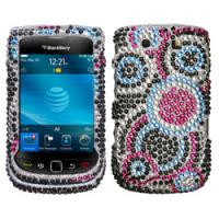 Buy cheap Brand New, Various Designs Blackberry 9800 Torch Diamond Protective Cases   OEM from wholesalers