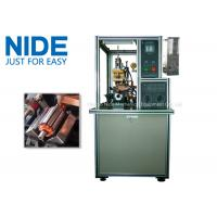 Buy cheap Full automatic Armature commutator spot welding and fusing machine for motor rotor from wholesalers