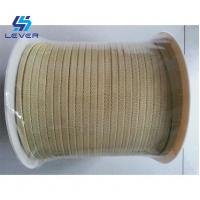 Buy cheap Kevlar Aramid Ropes for Glass Tempering Furnace 10 x 3mm Northglass tempering furnace rope from wholesalers