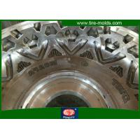OEM Agricultural ATV Tyre Mold / ATV Beach Tire Mold Aluminum Casting
