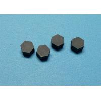 Quality High Mechanical Strength PCD Wire Drawing Die Blanks Self Supported Hexagonal Diamond H2010 for sale