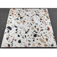 Buy cheap Anti Slip 600x600mm Porcelain Terrazzo Look Tiles product