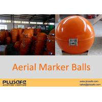 Buy cheap GFRP Aircraft Warning Balls 600mm for Power Lines FAA AC 70/7460-1K from wholesalers