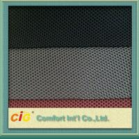 China Heat-Insulation Warp knitted Polyester Mesh Fabric for car and furniture on sale