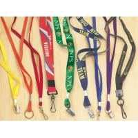 Buy cheap ECO-FRIENDLY dye sublimation lanyard from wholesalers