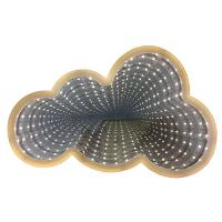 Buy cheap Cloud led mirror tunnel light from wholesalers
