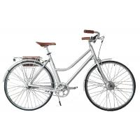 Buy cheap 700C electric city bicycle , 250W brushless hub motor from wholesalers