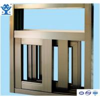 Buy cheap Aluminum profile windows and door manufacturer/ door frame aluminum extrusion from wholesalers