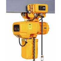 Buy cheap HHBB electric chain hoist from wholesalers