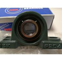 Buy cheap Agricultural Machinery Pillow Block Bearing Unit Cast Iron Insert Ball Bearing With Housing from wholesalers