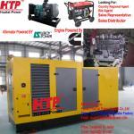 Buy cheap 280 kva Cummins Diesel Generator from wholesalers