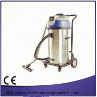 Buy cheap 80L Container / Bottle Cleaning Industrial Vacuum Cleaners With Stainless Steel Barrel from wholesalers