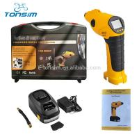 Buy cheap Car Bicycle Auto Digital Tire Inflator 12V 150PSI Vehicle Inflatable Pump from wholesalers