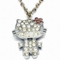 Buy cheap Fashionable classical necklace pocket watch, OEM and ODM orders are welcome from wholesalers