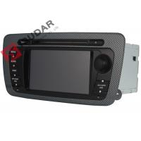 Buy cheap Classic Sepecial Frame 6.2 Inch Seat Ibiza Dvd Player , Car Dvd Multimedia from wholesalers