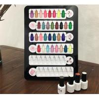 Buy cheap Mosaic Manicure Nails Color Card Display Board Accessory For Acrylic Nail Gel Polish Display Book from wholesalers