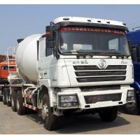 Buy cheap Shacman F3000 8m3 9m3 10m3 10 cubic meter concrete mixer truck from wholesalers