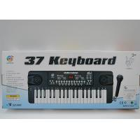 Buy cheap 37 Keys Electronic Keyboard Piano And Microphone Toy For Kids Lightweight from wholesalers