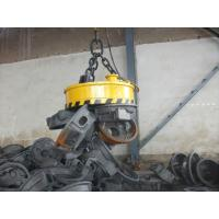 Buy cheap Powerful large scrap lifting electromagnet from wholesalers