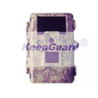 Buy cheap 36PCS IR LED 8 Megapixel 3G Trail Camera for Deer Hunting , Camouflage from wholesalers