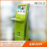 Buy cheap Custom made 19 inch Infared touch screen ticket vending kiosk machine from wholesalers