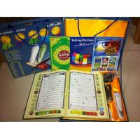 Buy cheap Muslim Islam children gifts 4GB Quran Read Pen, Talking Dictionary and Tajweed book pens from wholesalers