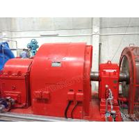 Buy cheap 100KW-5000KW synchronous hydroelectric Generator excitation system with Francis Hydro turbine / Water Turbine product