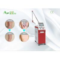 Buy cheap Vertical 1064nm 532nm Q-Switched ND YAG New Laser tattoo removal machine from wholesalers