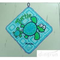 Buy cheap Cartoon Customized Luxury Hand Towels Bathroom Easy Clean Dry Fast Azo Free from wholesalers