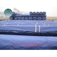 Buy cheap API 5L Gr.B Spiral Welded Steel Pipe / Tube High Tensile Strength from wholesalers