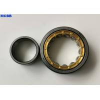 Buy cheap Brass Cage Cylindrical Ball Bearing Anti Rust Cyl Roller Bearing from wholesalers