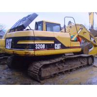 Buy cheap 320B CAT used excavator for sale from wholesalers