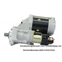 Buy cheap Auto Diesel Engine Parts Starter Motor Assy , Truck Genuine Starter Motor 4BC2 4D33 from wholesalers