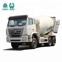 Buy cheap Customed Size Bulk Cement Tank Semi Trailer For Agitating Transiting Concrete from wholesalers